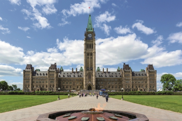 Ottawa-Parlement-©Alamy
