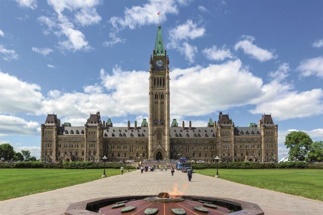Ottawa-Parlement-©Alamy